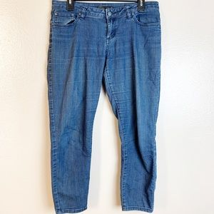 Prana Light Weight Cropped Denim Jeans 6/28